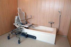 電動型昇降浴槽(Ⅰ)